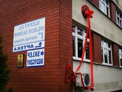 Podziękowania od grudziądzkiego szpitala dla fundacji WOŚP