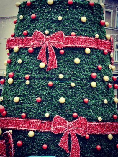 Grudziądz stroi się na święta Bożego Narodzenia