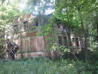 Dom w Dusocinie Ludwika Rydygiera