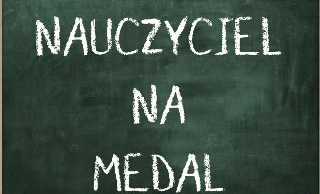 "Plebiscyt ""Nauczyciel na medal"""