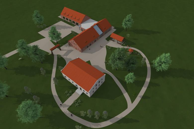 plany związane z domem Ludwika Rydygiera