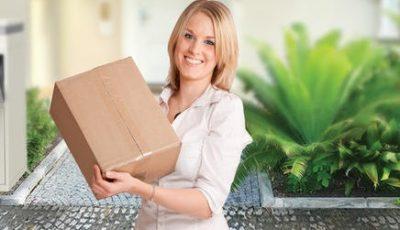 Dostawa zakupów internetowych za darmo