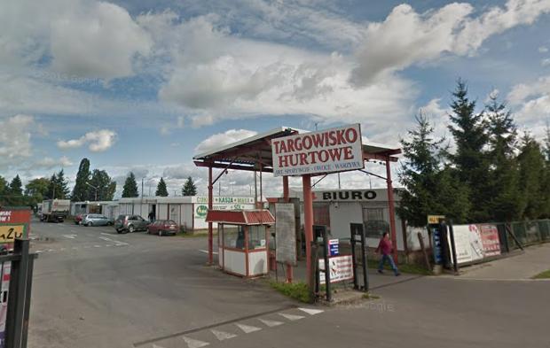 Czynsz na giełdzie przy ul. Łyskowskiego