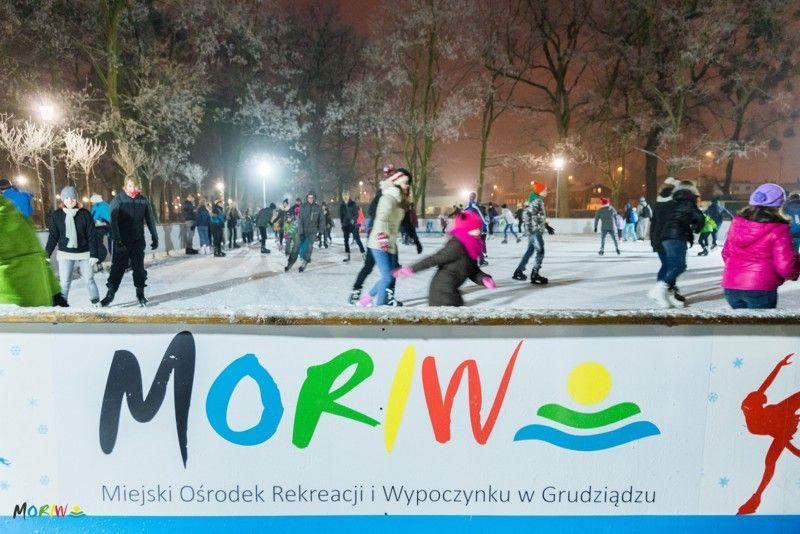 Otwarcie sezonu zimowego na łyżwachOtwarcie sezonu zimowego na łyżwach